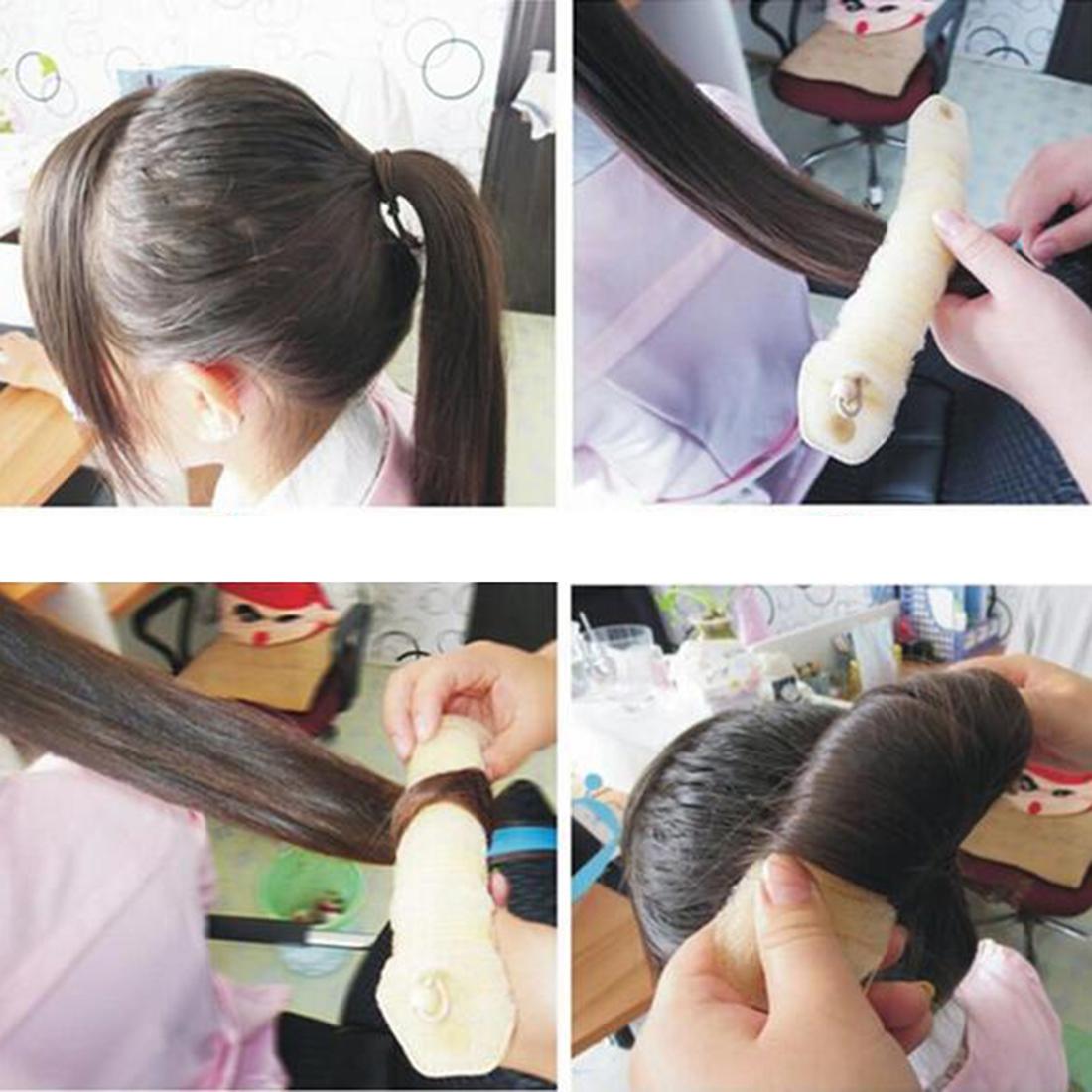 Как сделать прическу ракушка Сообщество парикмахеров 28