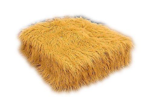 Купить плед лама длинный ворс