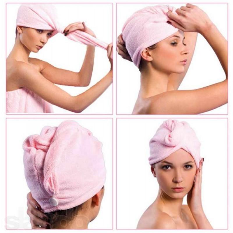 Как сделать шапку для волос 887